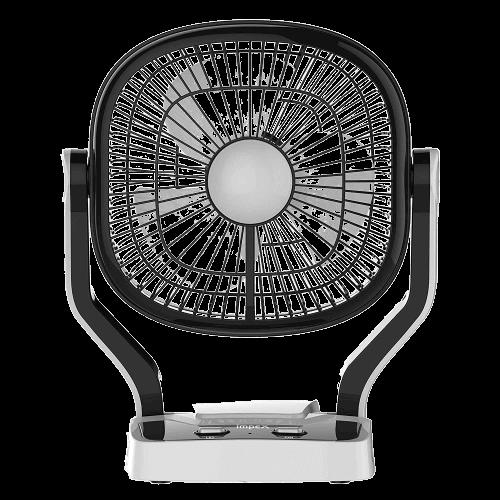 Impex Breeze-D1 Solar Rechargeable Fan