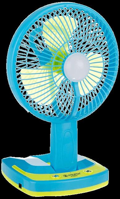 PRATHVI Rechargeable Table Fan