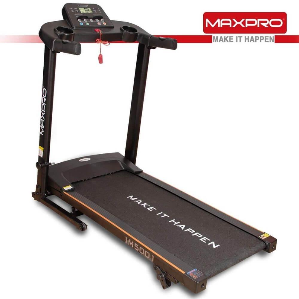MAXPRO I M 5001 (3HP Peak) Motorized Treadmill