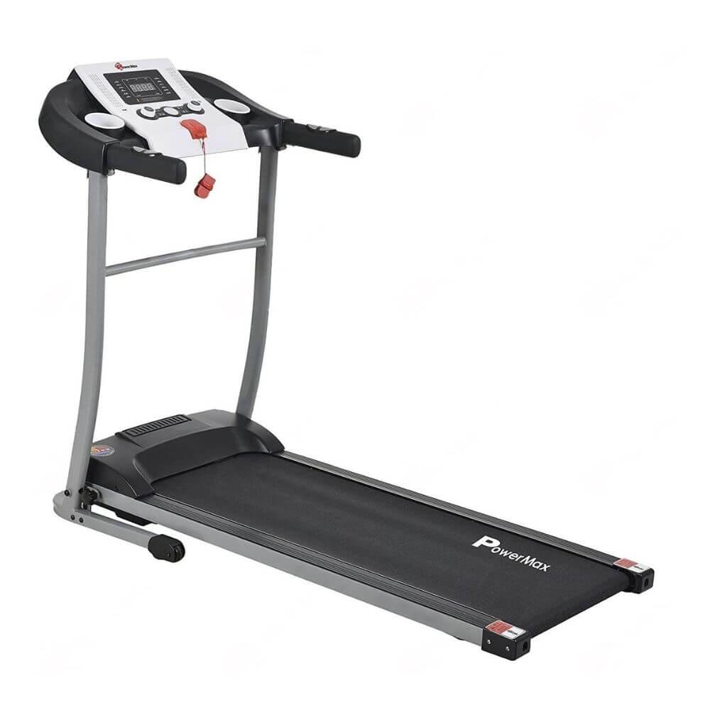 PowerMax Fitness (3.5HP Peak) Motorized Treadmill