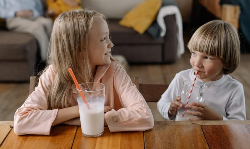 Best Health Drinks for Child Growth India