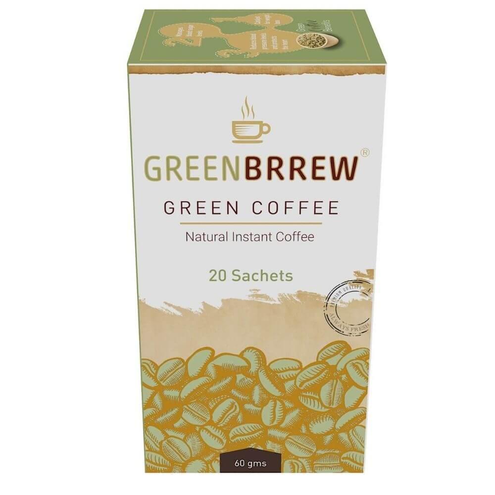 Greenbrrew Instant Green Coffee