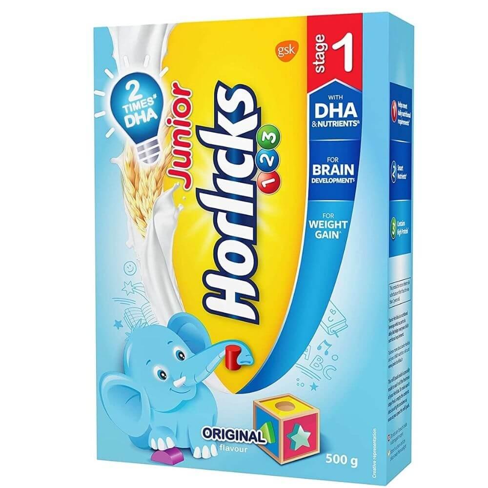 Junior Horlicks Health and Nutrition drink