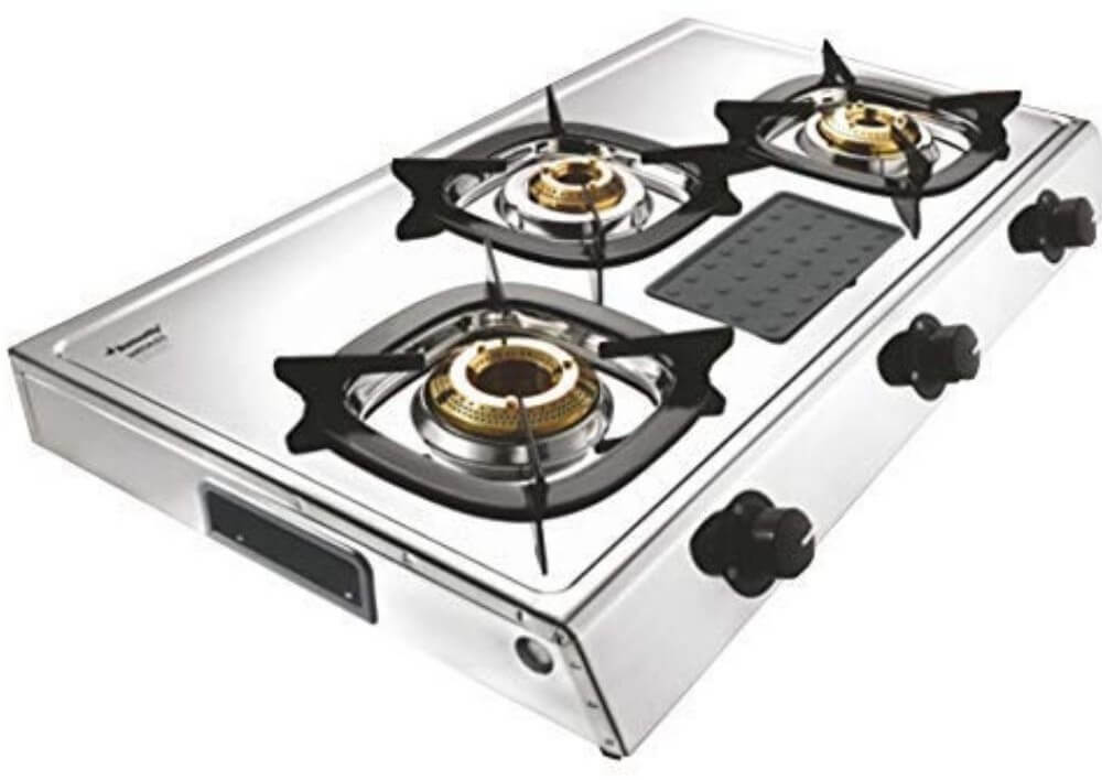 Butterfly 3 burner Gas Stove