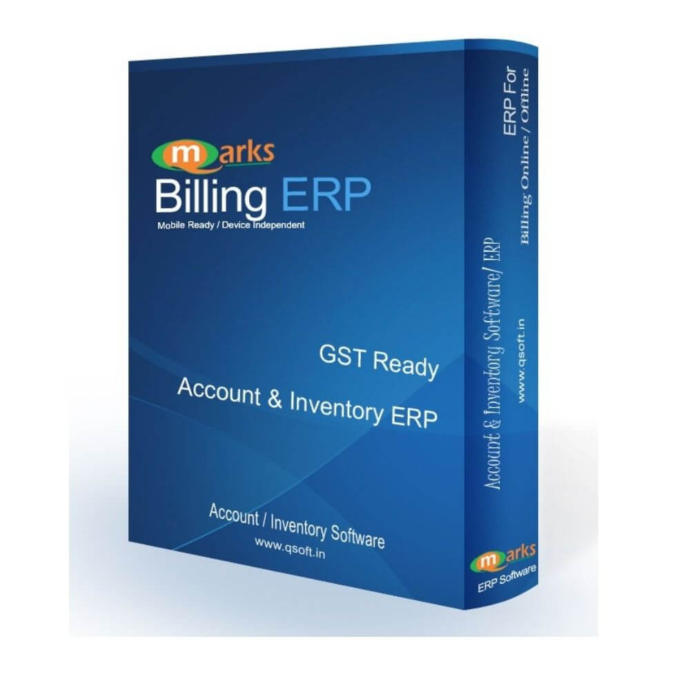 Qmarks Billing Accounting Software