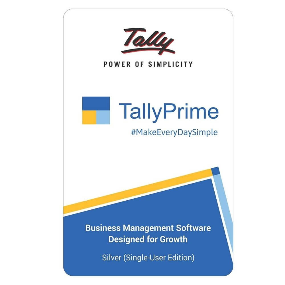 TallyPrime GST Ready Billing Software