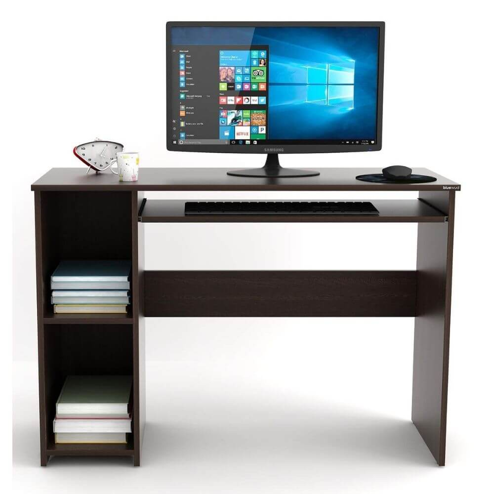 BLUEWUD Computer Table and Study Desk