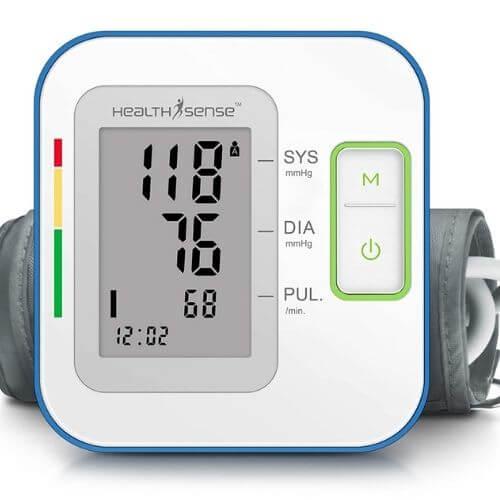HealthSense BP Monitor