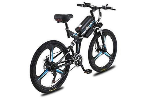 FF All New Electric Cycle