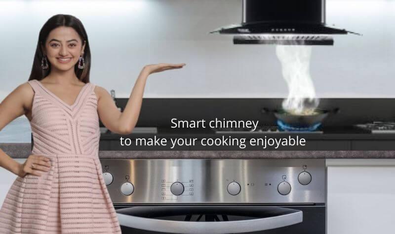 Best Auto Clean Kitchen Chimney in India